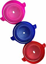 Silicone Popcorn Maker, Collapsible Microwavable