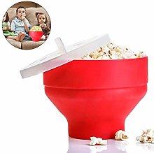 Silicone Popcorn Maker, Microwave Popcorn Popper