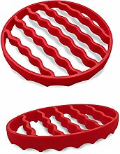 Silicone Roasting Rack For Pressure Cooker (2