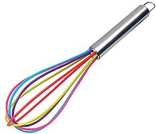 Silicone Whisk, Balloon Whisk Set, Wire Whisk, Egg