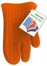 Silikomart 193441 Oven Glove Silicone Orange