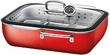 Silit Steam Cooker 35.6 x 18.4 x 33.3 cm Approx.