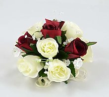 Silk Wedding Flowers Hand-Made by Petals Polly,