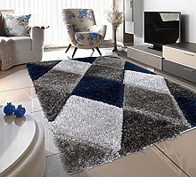 Silky soft fluffy thick shimmering 3D effect