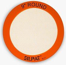 Silpat™ Non-Stick Silicone Round Cake Tin/Baking Mat, 22cm