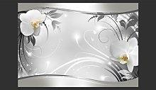 Silver Abstract 2.80m x 400cm Wallpaper Brayden