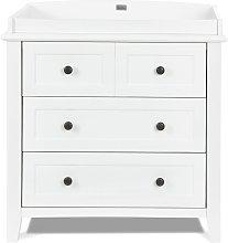 Silver Cross Nostalgia Dresser - White