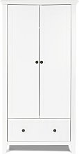 Silver Cross Nostalgia Wardrobe - White