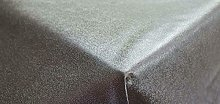 Silver Grey Shimmer Wipe Clean Table Cloth PVC