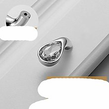 Silver Light Luxury Furniture Hardware Handle