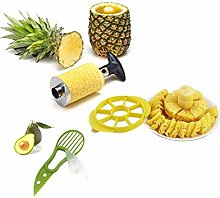Silver Stainless Steel Pineapple