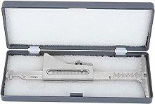 Silver Welding Gauge Inspection Rule Weld