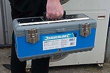 Silverline 386076 Tool Box, Multi-Colour, 470 x