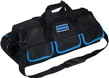 Silverline 918546 Tool Bag 18 Pocket, 620 x 240 x