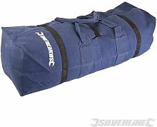 Silverline Canvas Tool Bag Large 760 x 430 x 215mm