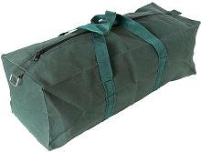 Silverline TB50 Canvas Tool Bag 460 x 180 x 130mm