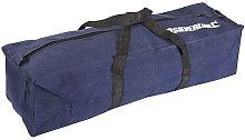 Silverline TB52 Canvas Tool Bag 620 x 185 x 175mm