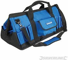 Silverline Tool Bag Hard Base 600 x 280 x 260mm