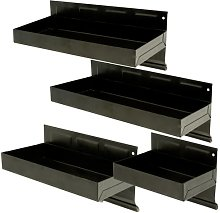 Silverline Tools 868873 Magnetic Tool Tray Set,