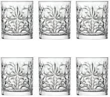 Silverview - Whiskey Tumbler / Cocktail Glass -