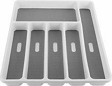 Silverware Tray Organizer, Utensil Holder Cutlery