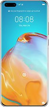 SIM Freee Huawei P40 Pro 256GB Mobile Phone - Black