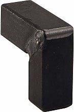 simausrom 5928.1 Aruba Furniture knob, Black