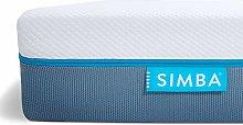 Simba Hybrid Essential Mattress | UK Double 135 x