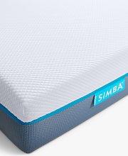 Simba Hybrid® Mattress, Medium Tension, King Size