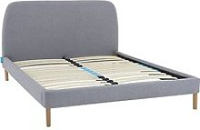 SIMBA Hybrid® Upholstered Bed Frame with