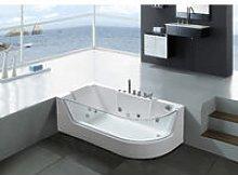 Simba - WHIRLPOOL BATH TUB Venice WHITE HOT TUB