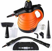 SIMBR Upgrade Handheld Steam Cleaner, Multipurpose