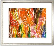 Simoni Djordjevic - Spring Gardens Framed Print &