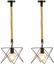 Simple And Cool Wall Lamp Xungzl 2 Pack, Wrought