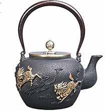 Simple and Creative Exquisite Kettle Cast Iron