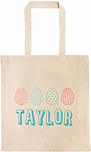 Simple and Modern Easter Egg Personalized Egg Hunt