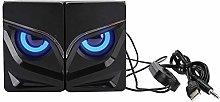 Simple Computer Speaker, 70 x 80 x 105 mm 3W