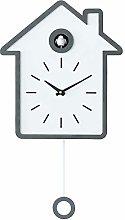 Simple Cuckoo Wall Clock Home Clock Mute Precise