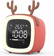Simple Design Alarm Clock LED Digital Alarm Clock