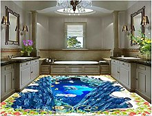 Simple Floor Murals Wallpaper 3D 3D Flooring