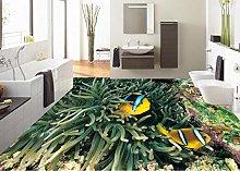 Simple Floor Murals Wallpaper 3D Wallpaper for