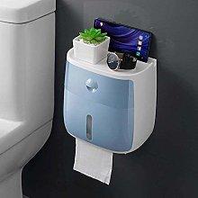 Simple Portable Toilet Paper Holder Plastic