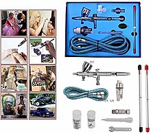 Simple Professional Airbrush Kit With