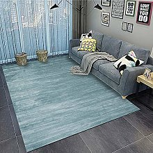 Simple style carpet Fluffy Rug for the Bedroom,
