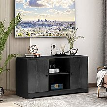 Simple Style TV Unit, Wood TV Stand Cabinet, TV