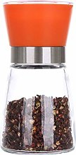 Simple With Lid Pepper Mills Grinder Manual