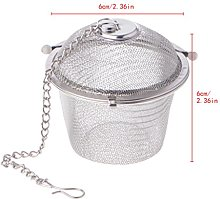 SimpleLife 3 Sizes Stainless Steel Ball Tea