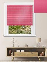 Simplicity Pink Aluminium Venetian Blind