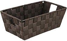 Simplify Small Shelf Woven Decorative Basket