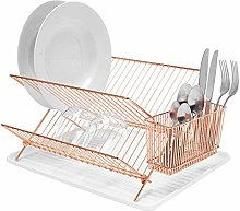 simplywire - Folding Dish Drainer - Plate Drying